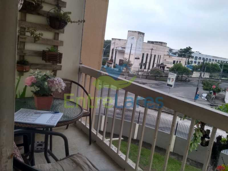 A9 - Apartamento na Portuguesa, 2 quartos, com varanda, cozinha planejada, 1 vaga, Rua Jorge Veiga - ILAP20516 - 10