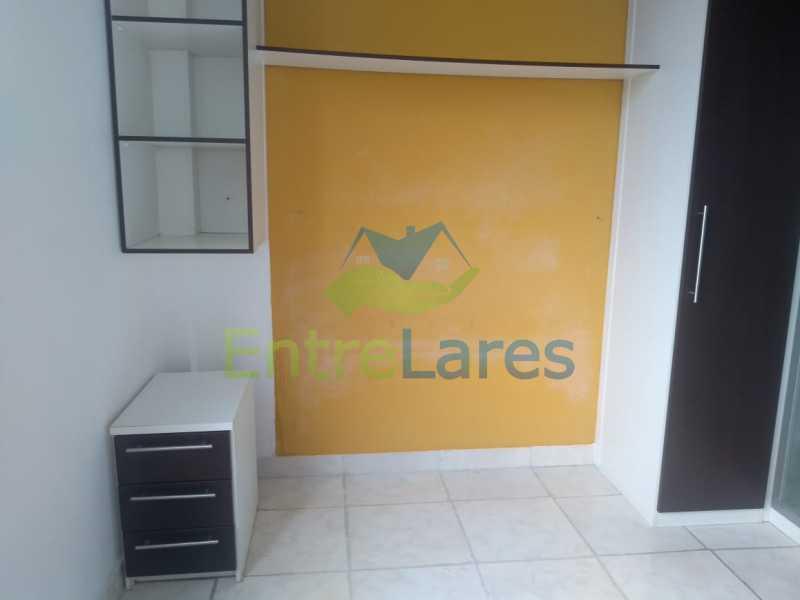 B2 - Apartamento na Portuguesa. Sala em 2 ambientes. 2 quartos planejados, Cozinha planejada, 1 vaga. Rua Gustavo Augusto de Rezende - ILAP20517 - 8