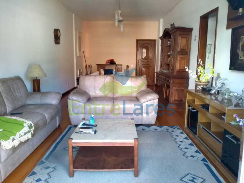 A1 - Apartamento no Jardim Guanabara - 3 quartos sendo 1 suíte e dois possuindo armários embutidos - 2 banheiros com box blindex - cozinha com armários - 3 vagas - Rua Cambaúba - ILAP30308 - 1