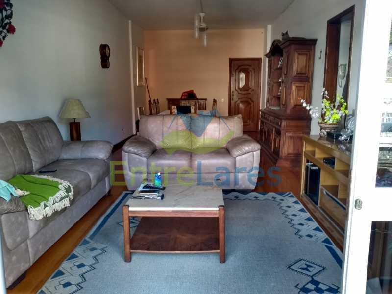 A2 - Apartamento no Jardim Guanabara - 3 quartos sendo 1 suíte e dois possuindo armários embutidos - 2 banheiros com box blindex - cozinha com armários - 3 vagas - Rua Cambaúba - ILAP30308 - 3