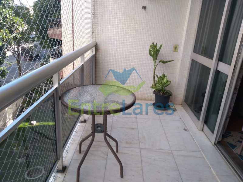A6 - Apartamento no Jardim Guanabara - 3 quartos sendo 1 suíte e dois possuindo armários embutidos - 2 banheiros com box blindex - cozinha com armários - 3 vagas - Rua Cambaúba - ILAP30308 - 7