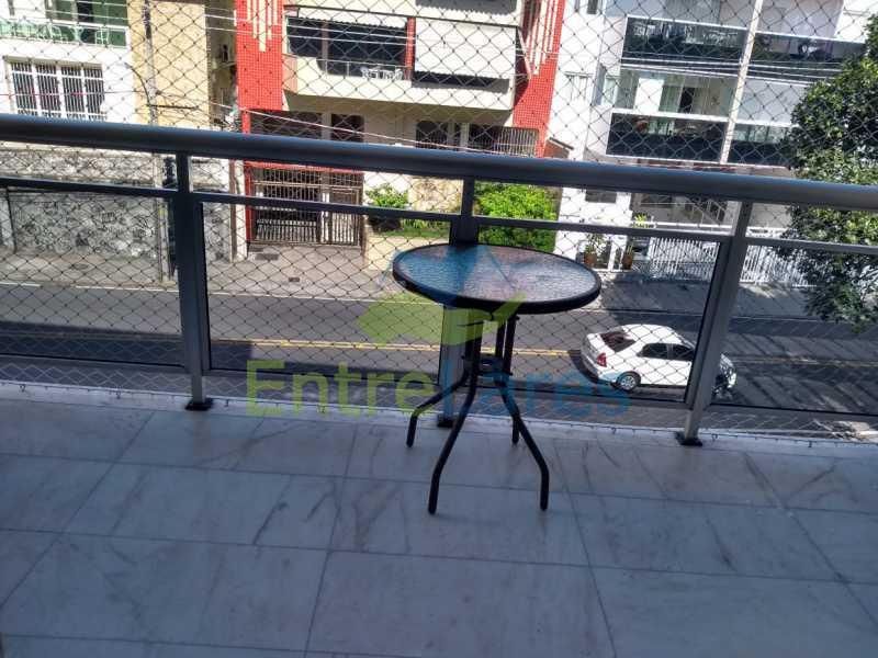 A7 - Apartamento no Jardim Guanabara - 3 quartos sendo 1 suíte e dois possuindo armários embutidos - 2 banheiros com box blindex - cozinha com armários - 3 vagas - Rua Cambaúba - ILAP30308 - 8