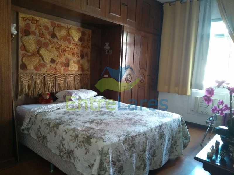 B1 - Apartamento no Jardim Guanabara - 3 quartos sendo 1 suíte e dois possuindo armários embutidos - 2 banheiros com box blindex - cozinha com armários - 3 vagas - Rua Cambaúba - ILAP30308 - 11