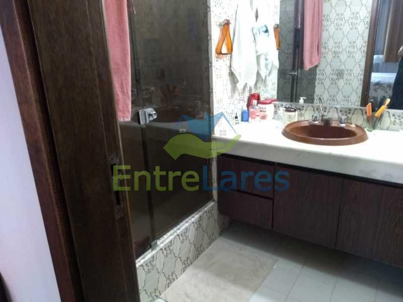 B6 - Apartamento no Jardim Guanabara - 3 quartos sendo 1 suíte e dois possuindo armários embutidos - 2 banheiros com box blindex - cozinha com armários - 3 vagas - Rua Cambaúba - ILAP30308 - 16
