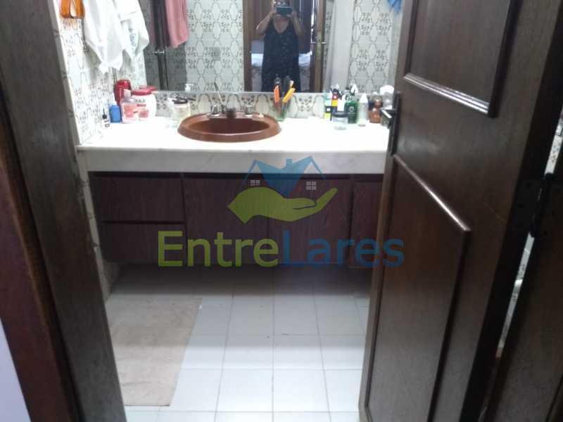 B7 - Apartamento no Jardim Guanabara - 3 quartos sendo 1 suíte e dois possuindo armários embutidos - 2 banheiros com box blindex - cozinha com armários - 3 vagas - Rua Cambaúba - ILAP30308 - 17
