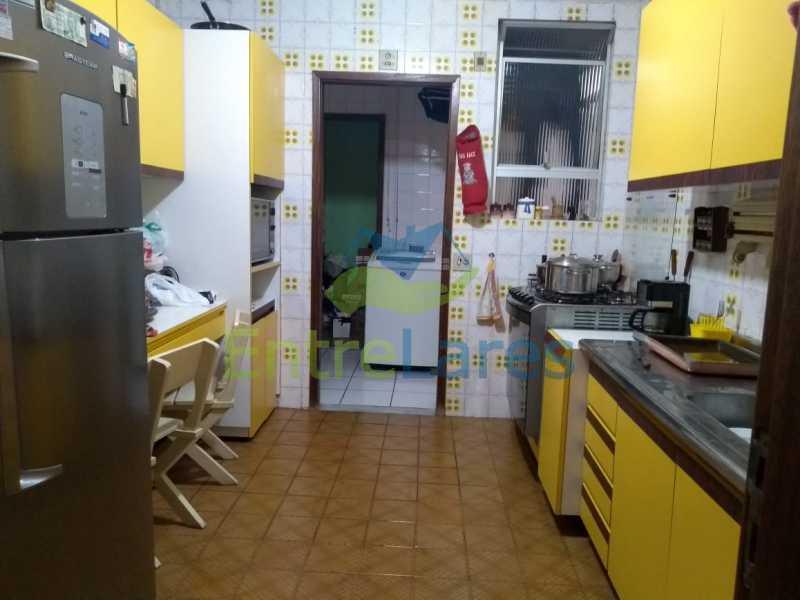 D1 - Apartamento no Jardim Guanabara - 3 quartos sendo 1 suíte e dois possuindo armários embutidos - 2 banheiros com box blindex - cozinha com armários - 3 vagas - Rua Cambaúba - ILAP30308 - 21