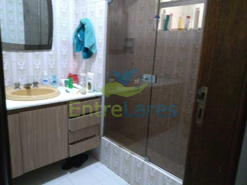 E1 - Apartamento no Jardim Guanabara - 3 quartos sendo 1 suíte e dois possuindo armários embutidos - 2 banheiros com box blindex - cozinha com armários - 3 vagas - Rua Cambaúba - ILAP30308 - 25