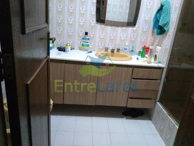 E2 - Apartamento no Jardim Guanabara - 3 quartos sendo 1 suíte e dois possuindo armários embutidos - 2 banheiros com box blindex - cozinha com armários - 3 vagas - Rua Cambaúba - ILAP30308 - 26