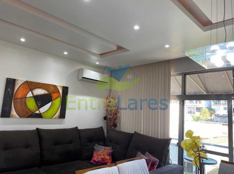 A1 - Apartamento no Taúa - 3 Quartos com armários embutidos e sendo um suíte - 3 Banheiros - Cozinha planejada - 1 Vaga - Com Elevador - Rua Jaime Perdigão - ILAP30309 - 1