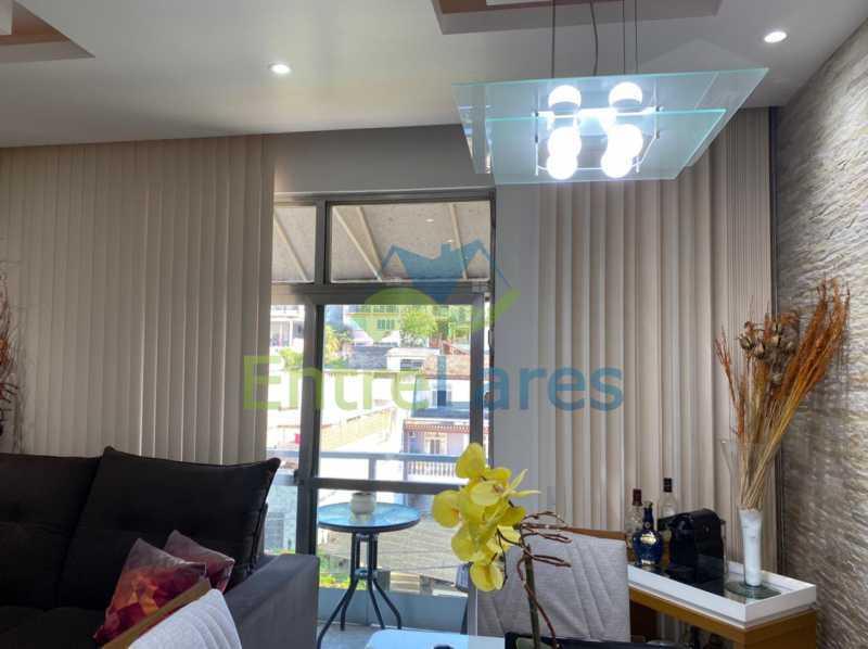 A2 - Apartamento no Taúa - 3 Quartos com armários embutidos e sendo um suíte - 3 Banheiros - Cozinha planejada - 1 Vaga - Com Elevador - Rua Jaime Perdigão - ILAP30309 - 3