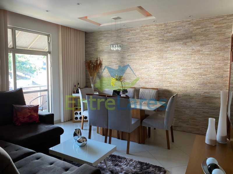 A4 - Apartamento no Taúa - 3 Quartos com armários embutidos e sendo um suíte - 3 Banheiros - Cozinha planejada - 1 Vaga - Com Elevador - Rua Jaime Perdigão - ILAP30309 - 5