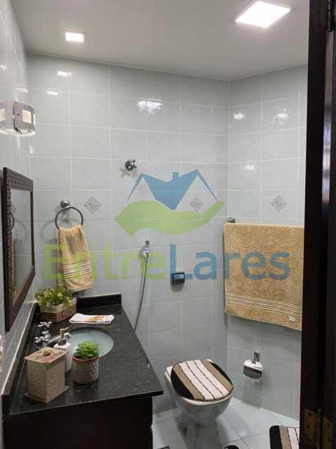 B2 - Apartamento no Taúa - 3 Quartos com armários embutidos e sendo um suíte - 3 Banheiros - Cozinha planejada - 1 Vaga - Com Elevador - Rua Jaime Perdigão - ILAP30309 - 8