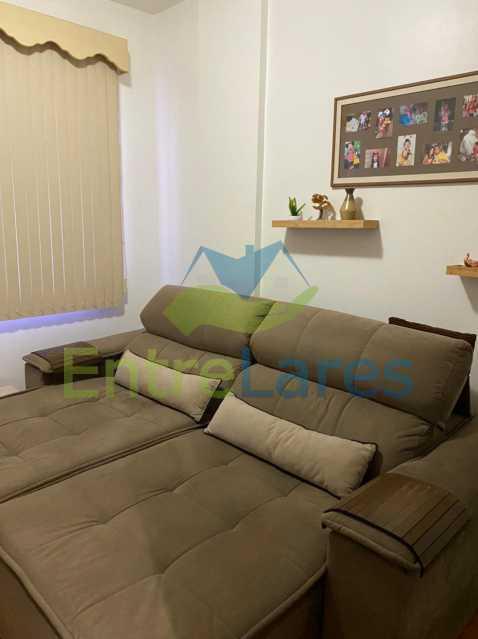C2 - Apartamento no Taúa - 3 Quartos com armários embutidos e sendo um suíte - 3 Banheiros - Cozinha planejada - 1 Vaga - Com Elevador - Rua Jaime Perdigão - ILAP30309 - 10