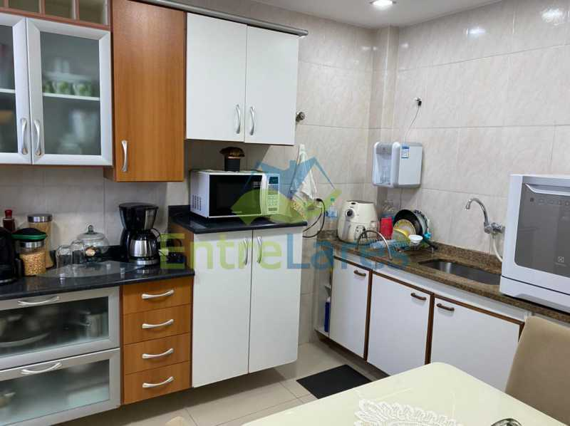 E2 - Apartamento no Taúa - 3 Quartos com armários embutidos e sendo um suíte - 3 Banheiros - Cozinha planejada - 1 Vaga - Com Elevador - Rua Jaime Perdigão - ILAP30309 - 14
