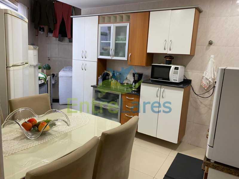 E3 - Apartamento no Taúa - 3 Quartos com armários embutidos e sendo um suíte - 3 Banheiros - Cozinha planejada - 1 Vaga - Com Elevador - Rua Jaime Perdigão - ILAP30309 - 15