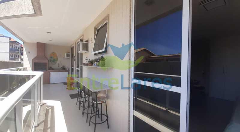 A7 - Apartamento no Jardim Guanabara - 03 Quartos sendo os 3 Suítes com armários embutidos -Varandão goumet 01 Cozinha com armários planejados - 02 Vagas - Rua Sidney Miller 104m2 - ILAP30310 - 7