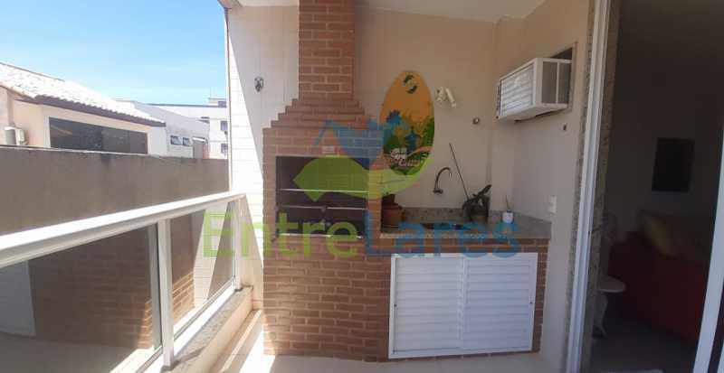 A8 - Apartamento no Jardim Guanabara - 03 Quartos sendo os 3 Suítes com armários embutidos -Varandão goumet 01 Cozinha com armários planejados - 02 Vagas - Rua Sidney Miller 104m2 - ILAP30310 - 8