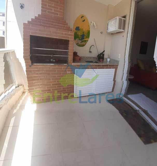 A9 - Apartamento no Jardim Guanabara - 03 Quartos sendo os 3 Suítes com armários embutidos -Varandão goumet 01 Cozinha com armários planejados - 02 Vagas - Rua Sidney Miller 104m2 - ILAP30310 - 9