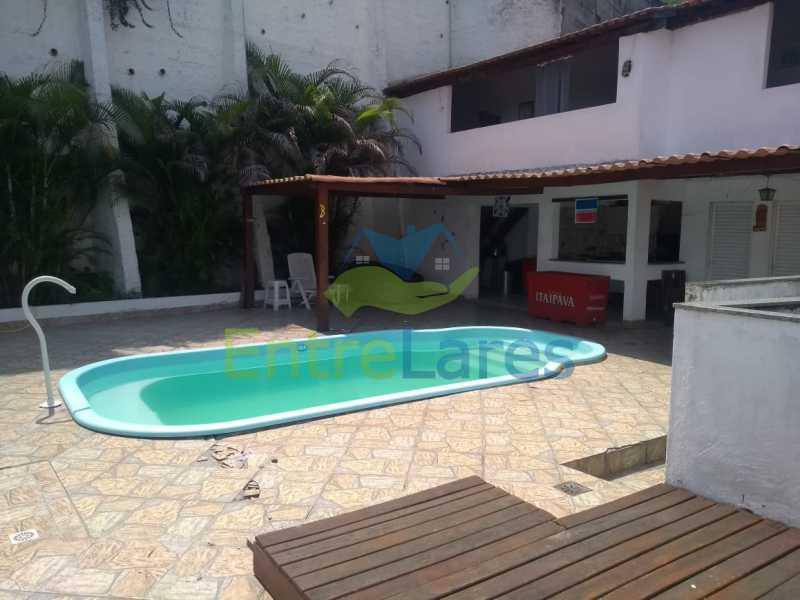 A1 - Casa Triplex no Tauá - 4 Quartos sendo 2 suítes - 1 Sala em 3 ambientes - 1 Vaga - Av. Paranapuã - ILCA40100 - 1