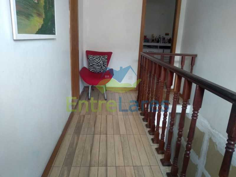 B3 - Casa Triplex no Tauá - 4 Quartos sendo 2 suítes - 1 Sala em 3 ambientes - 1 Vaga - Av. Paranapuã - ILCA40100 - 14