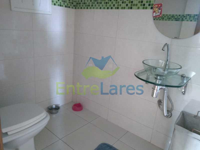 E1 - Casa Triplex no Tauá - 4 Quartos sendo 2 suítes - 1 Sala em 3 ambientes - 1 Vaga - Av. Paranapuã - ILCA40100 - 22