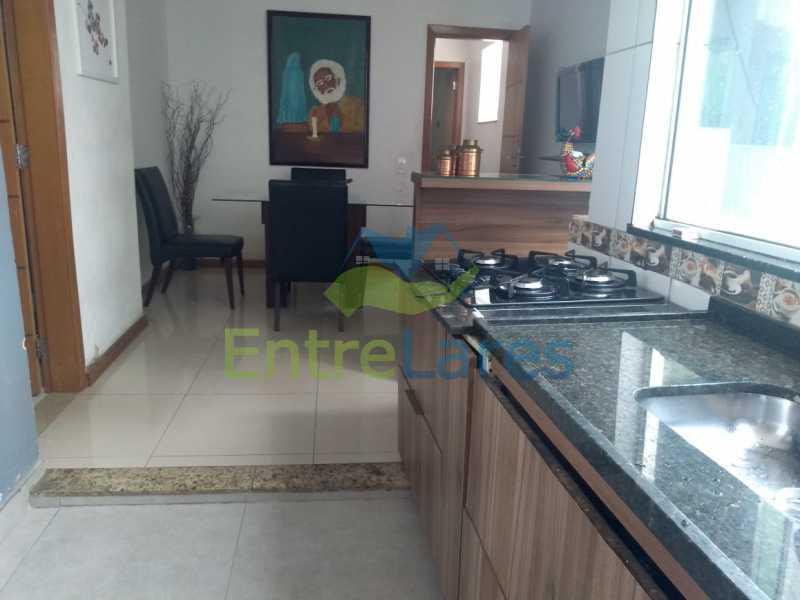 F2 - Casa Triplex no Tauá - 4 Quartos sendo 2 suítes - 1 Sala em 3 ambientes - 1 Vaga - Av. Paranapuã - ILCA40100 - 25