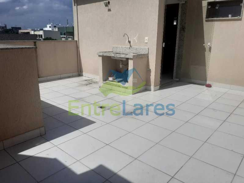 E1 - Apartamento Duplex na Ribeira - 2 Quartos sendo 1 suíte - 1 Vaga - Rua Maldonado - ILAP20522 - 20