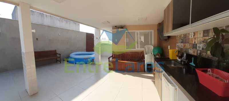 A1 - Casa Triplex no Jardim Guanabara - 03 Quartos sendo 01 Suíte - Varanda - 2 Vagas - Rua Bocaiúva - ILCN30009 - 1