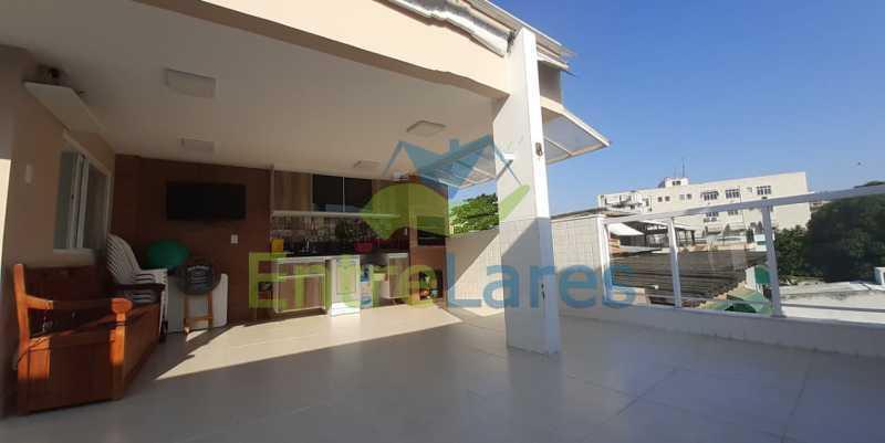 A2 - Casa Triplex no Jardim Guanabara - 03 Quartos sendo 01 Suíte - Varanda - 2 Vagas - Rua Bocaiúva - ILCN30009 - 3