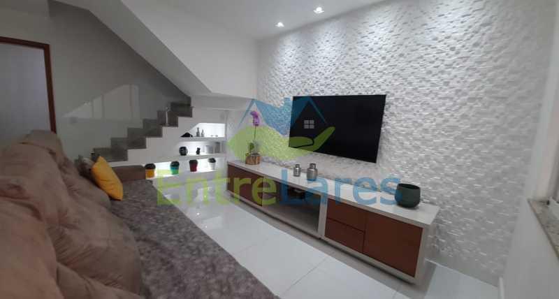A4 - Casa Triplex no Jardim Guanabara - 03 Quartos sendo 01 Suíte - Varanda - 2 Vagas - Rua Bocaiúva - ILCN30009 - 5