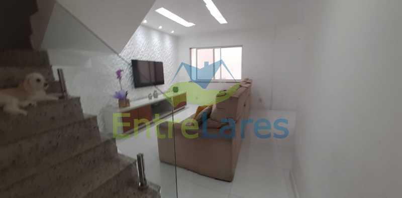 A5 - Casa Triplex no Jardim Guanabara - 03 Quartos sendo 01 Suíte - Varanda - 2 Vagas - Rua Bocaiúva - ILCN30009 - 6