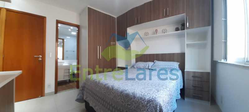 B1 - Casa Triplex no Jardim Guanabara - 03 Quartos sendo 01 Suíte - Varanda - 2 Vagas - Rua Bocaiúva - ILCN30009 - 9
