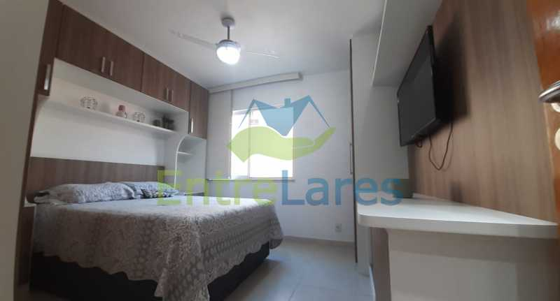 B3 - Casa Triplex no Jardim Guanabara - 03 Quartos sendo 01 Suíte - Varanda - 2 Vagas - Rua Bocaiúva - ILCN30009 - 11