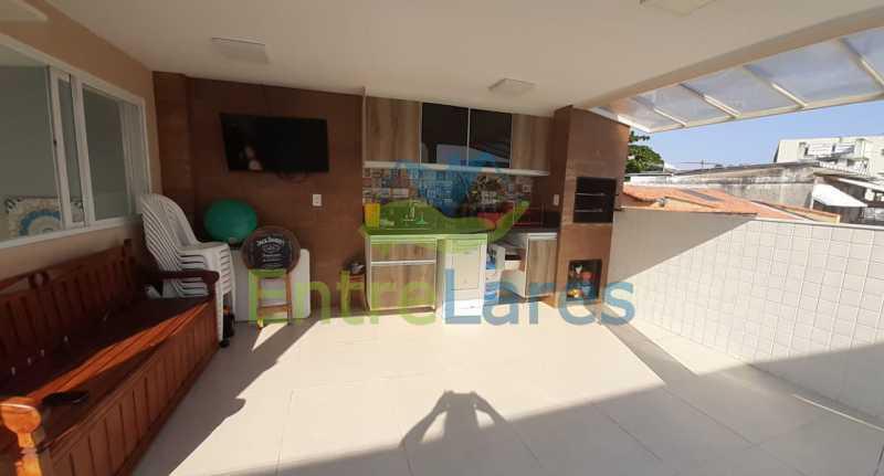 G1 - Casa Triplex no Jardim Guanabara - 03 Quartos sendo 01 Suíte - Varanda - 2 Vagas - Rua Bocaiúva - ILCN30009 - 26