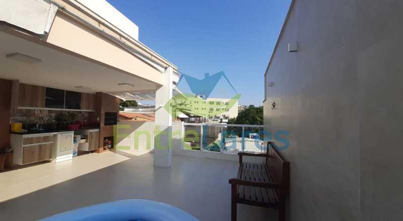 G2 - Casa Triplex no Jardim Guanabara - 03 Quartos sendo 01 Suíte - Varanda - 2 Vagas - Rua Bocaiúva - ILCN30009 - 27