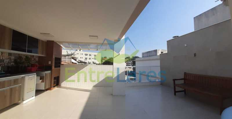 G5 - Casa Triplex no Jardim Guanabara - 03 Quartos sendo 01 Suíte - Varanda - 2 Vagas - Rua Bocaiúva - ILCN30009 - 29