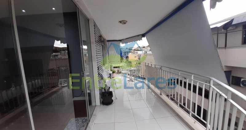 A1 - Apartamento no Jardim Guanabara - 02 Quartos sendo 01 Suíte - Varandão - Rua Juraci Camargo - ILAP20524 - 1