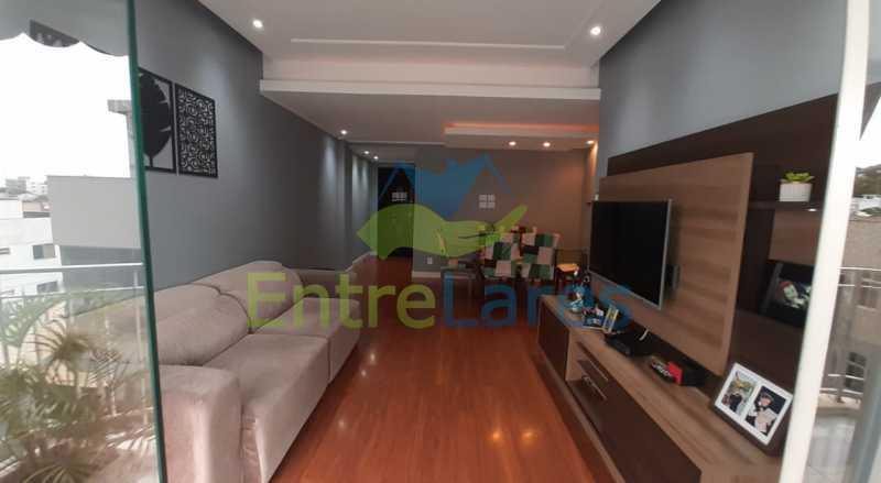 A2 - Apartamento no Jardim Guanabara - 02 Quartos sendo 01 Suíte - Varandão - Rua Juraci Camargo - ILAP20524 - 3