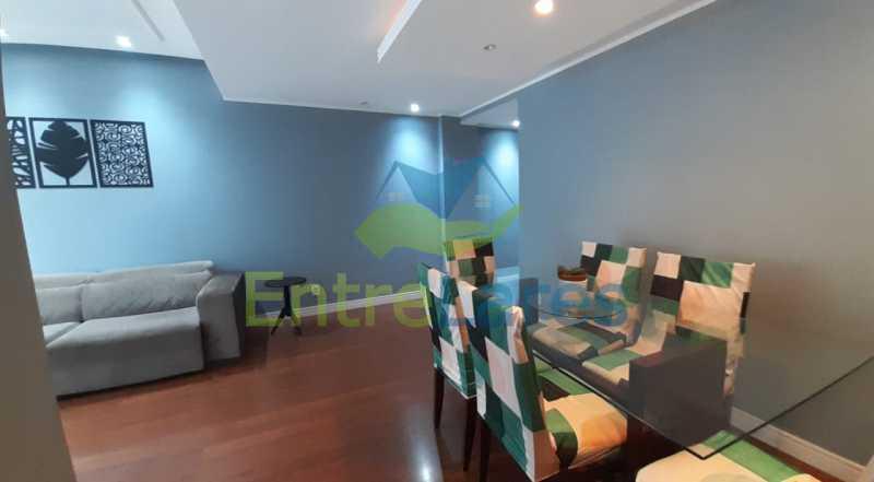 A5 - Apartamento no Jardim Guanabara - 02 Quartos sendo 01 Suíte - Varandão - Rua Juraci Camargo - ILAP20524 - 6