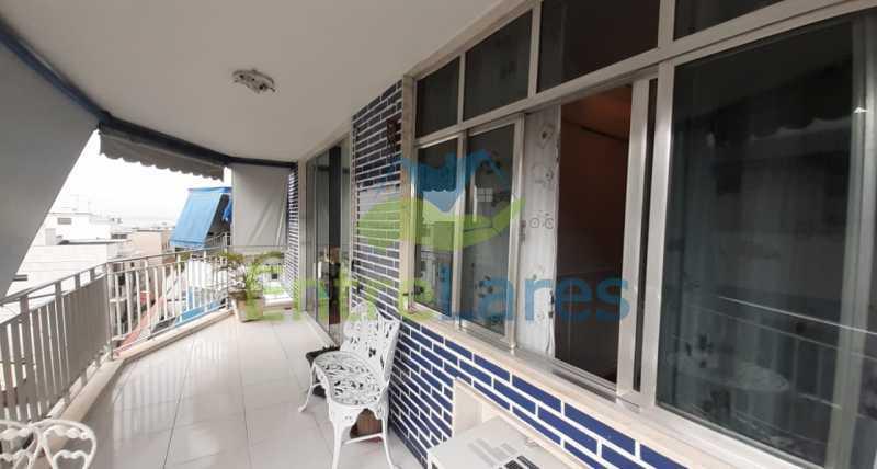 A7 - Apartamento no Jardim Guanabara - 02 Quartos sendo 01 Suíte - Varandão - Rua Juraci Camargo - ILAP20524 - 8