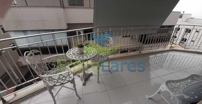 A8 - Apartamento no Jardim Guanabara - 02 Quartos sendo 01 Suíte - Varandão - Rua Juraci Camargo - ILAP20524 - 9