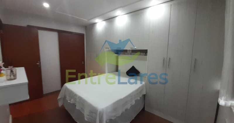 B3 - Apartamento no Jardim Guanabara - 02 Quartos sendo 01 Suíte - Varandão - Rua Juraci Camargo - ILAP20524 - 12