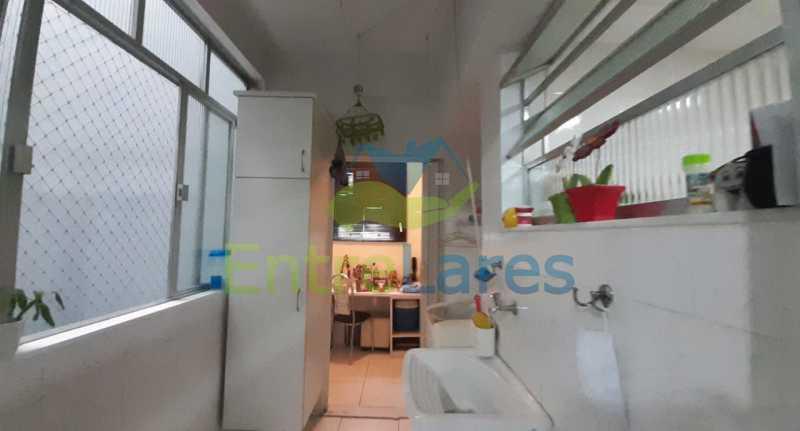 G1 - Apartamento no Jardim Guanabara - 02 Quartos sendo 01 Suíte - Varandão - Rua Juraci Camargo - ILAP20524 - 24