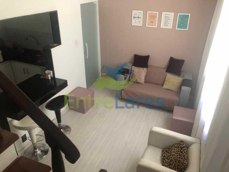 A1 - Apartamento Duplex no Jardim Guanabara - 2 Quartos sendo 1 com Armário Embutido - 2 Vagas - Estrada da Bica - ILAP20528 - 1