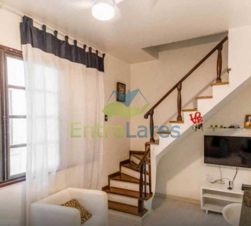 A2 - Apartamento Duplex no Jardim Guanabara - 2 Quartos sendo 1 com Armário Embutido - 2 Vagas - Estrada da Bica - ILAP20528 - 3
