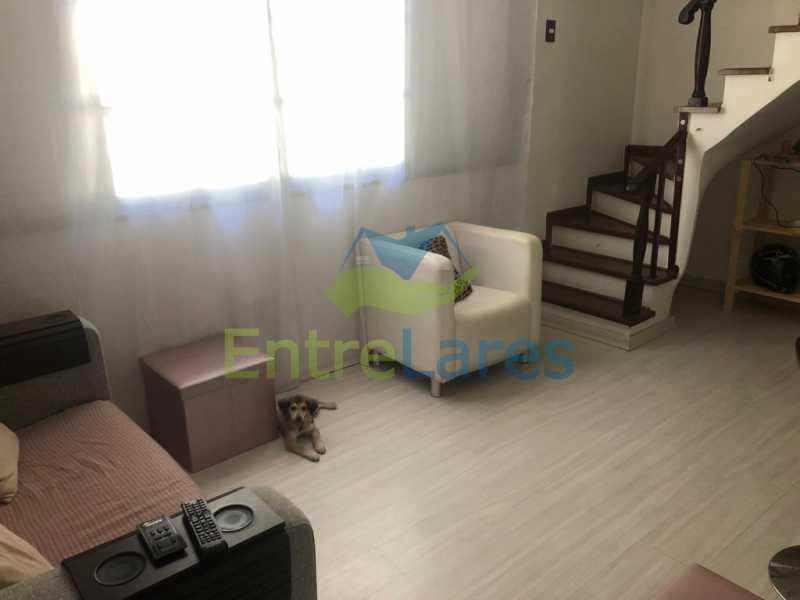 A3 - Apartamento Duplex no Jardim Guanabara - 2 Quartos sendo 1 com Armário Embutido - 2 Vagas - Estrada da Bica - ILAP20528 - 4