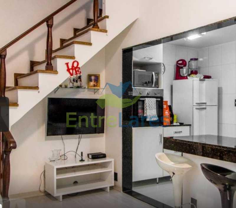 A4 - Apartamento Duplex no Jardim Guanabara - 2 Quartos sendo 1 com Armário Embutido - 2 Vagas - Estrada da Bica - ILAP20528 - 5
