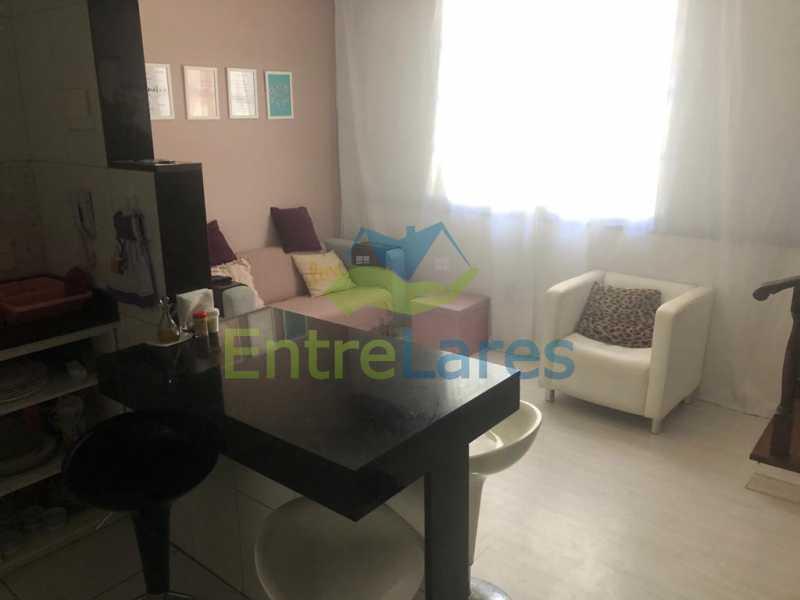 A5 - Apartamento Duplex no Jardim Guanabara - 2 Quartos sendo 1 com Armário Embutido - 2 Vagas - Estrada da Bica - ILAP20528 - 6