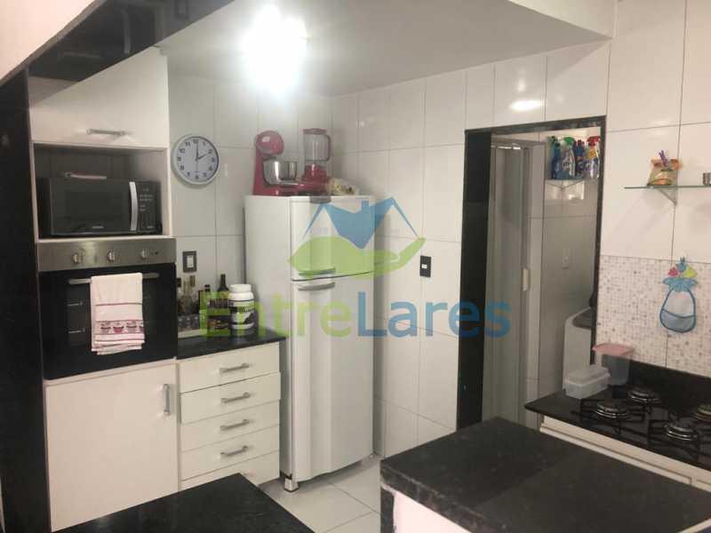 D2 - Apartamento Duplex no Jardim Guanabara - 2 Quartos sendo 1 com Armário Embutido - 2 Vagas - Estrada da Bica - ILAP20528 - 16