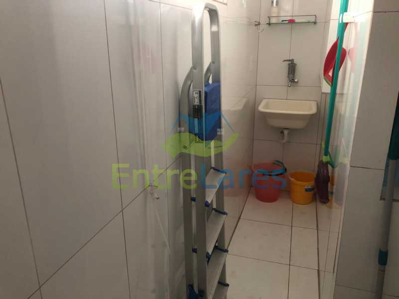 F3 - Apartamento Duplex no Jardim Guanabara - 2 Quartos sendo 1 com Armário Embutido - 2 Vagas - Estrada da Bica - ILAP20528 - 22